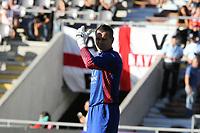 20110806: BRAGA, PORTUGAL - SC Braga vs Aston Villa: Official presentation for the 2011/2012 season. In picture: Shay Given. PHOTO: Pedro Benavente/CITYFILES