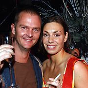 Playboyfeest 2003, Big brother, Tara van der Berg en vriend