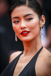 Nattasha Bunprachom attends the screening of A Hidden Life (Une Vie Cachee) during the 72nd annual Cannes Film Festival on May 19, 2019 in Cannes, France. Photo by Shootpix/ABACAPRESS.COM