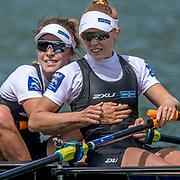 Female rowers