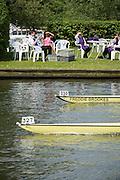 Henley Royal Regatta, Henley on Thames, Oxfordshire, 3-7 July 2013.  Friday  12:10:58   05/07/2013  [Mandatory Credit/Intersport Images]<br /> <br /> Rowing, Henley Reach, Henley Royal Regatta.<br /> <br /> The Princess Grace Challenge Cup<br /> Leander Club and Minerva Bath Rowing Club v Nottingham Rowing Club