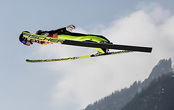 Markus Schiffner (AUT) during Ski Flying Hill Men's Team Competition at Day 3 of FIS Ski Jumping World Cup Final 2017, on March 25, 2017 in Planica, Slovenia. Photo by Vid Ponikvar / Sportida