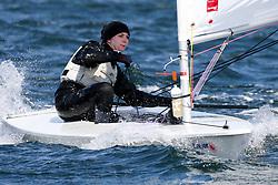 , Kiel - Young Europeans Sailing 14.05. - 17.05.2016, Laser Rad. W - GER 210137 - Laura Bo VOSS - Mühlenberger Segel-Club e. V䔟