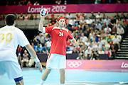 DESCRIZIONE : Handball Jeux Olympiques Londres <br /> GIOCATORE : HANSEN Mikkel DEN<br /> SQUADRA : Danemark <br /> EVENTO : Handball Jeux Olympiques<br /> GARA : <br /> DATA : 31 07 2012<br /> CATEGORIA : Jeux Olympiques<br /> SPORT : HANDBALL<br /> AUTORE : JF Molliere <br /> Galleria : France JEUX OLYMPIQUES 2012 Action<br /> Fotonotizia : Handball Jeux Olympiques Londres premier tour <br /> Predefinita :