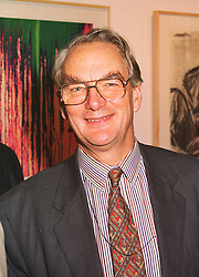 VISCOUNT BLEDISLOE  at an exhibition in London on 15th December 1998.<br /> MMZ 12