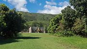 Kaluaaha Church, 1835, Kamalo, Molokai, Hawaii