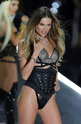 November 8, 2018 - New York, New York, United States - Bahati Prinsloo walks in the 2018 Victoria's Secret runway show at Pier 94 on November 8 2018 in New York City  (Credit Image: © Philip Vaughan/Ace Pictures via ZUMA Press)