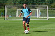 Erik Lamela during Tottenham Training Session at Tottenham Training Centre, Enfield, United Kingdom on 13 September 2016. Photo by Jon Bromley.