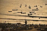 Fishing Boats, Jamestown District