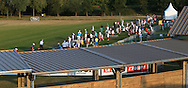 Driving range has new buildings to shield view of the players, during Round One of the 2015 Alstom Open de France, played at Le Golf National, Saint-Quentin-En-Yvelines, Paris, France. /03/07/2015/. Picture: Golffile | David Lloyd<br /> <br /> All photos usage must carry mandatory copyright credit (© Golffile | David Lloyd)