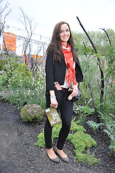 VICTORIA PENDLETON at the 2013 RHS Chelsea Flower Show held in the grounds of the Royal Hospital, Chelsea on 20th May 2013.