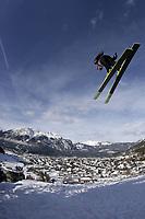 Hopp<br /> Hoppuka 2005/2006<br /> Foto: imago/Digitalsport<br /> NORWAY ONLY<br /> <br /> 31.12.2005  <br /> <br /> Roar Ljøkelsøy (Norwegen) fliegt ins Tal von Garmisch Partenkirchen