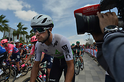 March 2, 2019 - Dubai, United Arab Emirates - The start line of the seventh and final stage - Dubai Stage of the UAE Tour 2019, a 145km with a start from Dubai Safari Park and finish in City Walk area. .On Saturday, March 2, 2019, in Dubai Safari Park, Dubai Emirate, United Arab Emirates. (Credit Image: © Artur Widak/NurPhoto via ZUMA Press)