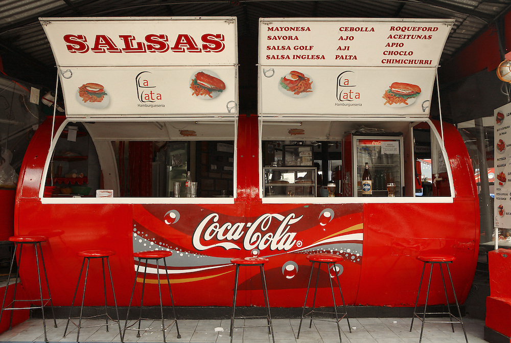 Cafe, Salta, Argentina