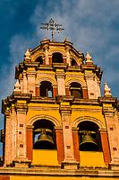 Basilica de Nuestra Senora de Guanajuato, Plaza de la Paz, Guanajuato, Mexico