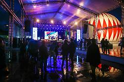 Público durante show na 41a Expointer realizada em Esteio, Rio Grande do Sul. FOTO: Gustavo Granata/ Agência Preview