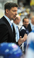 Trainer Jukka Jalonen (FIN). © Valeriano Di Domenico/EQ Images