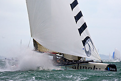 08_015761 © Sander van der Borch. Cowes,  3 August 2008. Ishares cup 2008 Cowes  (2/4 August 2008). first day.