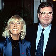 Nieuwjaarsreceptie Strengholt 1997, Willeke Alberti en haar broer Tony
