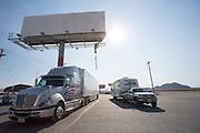 Tankstation in Amargosa Valley (Nevada).<br /> <br /> Tank stop in Amargosa Valley (Nevada).