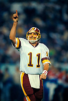 © 2005 Tom DiPace Photography<br />All Rights Reserved<br />561.968.0600<br />Mark Rypien Washington Redskins <br />SBXXVI MVP 1.26.92<br />Redskins 37-Bills24<br />©Tom DiPace<br /><br /><br /><br /><br /><br /> BY TOM DIPACE©