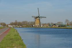Huigsloot, Haarlemmermeer, Noord Holland, Netherlands