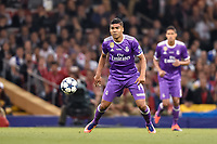 Casemiro of Real Madrid during the UEFA Champions League Final match between Real Madrid and Juventus at the National Stadium of Wales, Cardiff, Wales on 3 June 2017. Photo by Giuseppe Maffia.<br /> <br /> Giuseppe Maffia/UK Sports Pics Ltd/Alterphotos