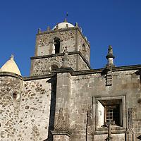 Mexico, Baja California Sur, San Javier. Mission San Javier.
