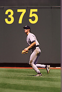 OAKLAND - CIRCA 1995:  Paul O'Neill of the New York Yankees fields during an MLB game versus the Oakland Athletics at the Oakland Coliseum in Oakland, California during the 1995 season. (Photo by Ron Vesely) Subject:   Paul O'Neill