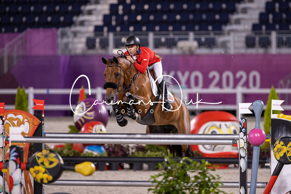 casvloFarrington Kent, USA, Gazelle, 392<br /> Olympic Games Tokyo 2021<br /> © Hippo Foto - Stefan Lafrentz<br /> 03/08/2021