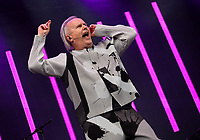 Howard Jones  Rewind Festival North 2021 the 80s festival , Capesthorne Hall, Macclesfield, England photo by Michael Palmer