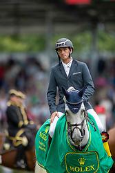 Wathelet Gregory, BEL, Coree<br /> CHIO Aachen 2017<br /> © Hippo Foto - Dirk Caremans
