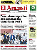 October 19, 2021 - LATIN AMERICA: Front-page: Today's Newspapers In Latin America