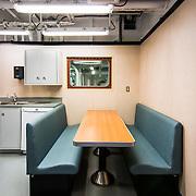 Washington State Ferry - Kitchen