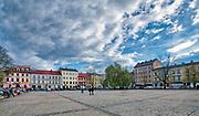 Plac Wolnica – plac na Kazimierzu w Krakowie znajdujący się u zbiegu ulic Krakowskiej i św. Wawrzyńca.