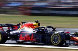 July 7, 2018 - Silverstone, Great Britain - Motorsports: FIA Formula One World Championship 2018, Grand Prix of Great Britain, .#3 Daniel Ricciardo (AUS, Aston Martin Red Bull Racing) (Credit Image: © Hoch Zwei via ZUMA Wire)