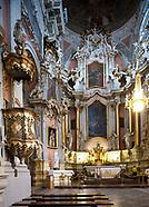 Litwa. Wilno. Najpiękniejsze kościoły i cerkwie