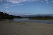 Panorama of the Changuinola River. COCABO: Almirante, Changuinola, Bocas del Toro, Panamá. September 1, 2012.