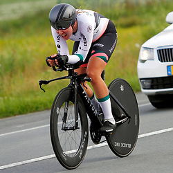 KNOKKE HEIST (BEL) July 10 CYCLING: <br /> 3th Stage Baloise Belgium tour Time Trial: Femke Markus