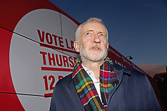 Jeremy Corbyn campaigning, Linlithgow, 14 November 2019