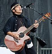 Nils Lofgrin at the 2010 Union County Music Festival, Clark, NJ.
