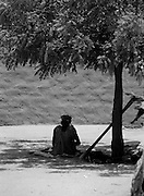 In the shade - Senegal