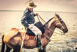 19º Cavalgada Mar a Mar, promovido pelo Haras Itapuã Sul. Foto: Emmanuel da Rosa/ Agência Preview