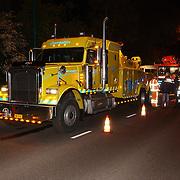 NLD/Huizen/20050511 - Ladderwagen brandweer Huizen, defect Gooilandweg Huizen, sleepwagen fa. Dorresteijn.751