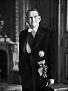 René Jules Gustave Coty  1882 – 1962) was President of France from 1954 to 1959. He was the second and last president under the French Fourth Republic.