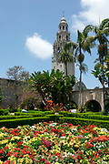 California Tower, Museum Of Man, Balboa Park, San Diego, California (SD)