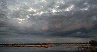 04.05.2013 okolice Wizny woj podlaskie N/z rozlewiska Narwi fot Michal Kosc / AGENCJA WSCHOD