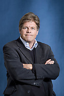 British journalist and broadcaster Andrew Rawnsley, pictured at the Edinburgh International Book Festival where he talked about his latest book chronicling the rise and fall of New Labour. The three-week event is the world's biggest literary festival and is held during the annual Edinburgh Festival. The 2010 event featured talks and presentations by more than 500 authors from around the world.