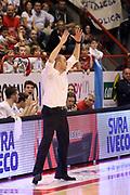 DESCRIZIONE : Campionato 2015/16 Giorgio Tesi Group Pistoia - Openjobmetis Varese<br /> GIOCATORE : Esposito Vincenzo Arbitro<br /> CATEGORIA : Allenatore Coach Mani Fair Play<br /> SQUADRA : Giorgio Tesi Group Pistoia<br /> EVENTO : LegaBasket Serie A Beko 2015/2016<br /> GARA : Giorgio Tesi Group Pistoia - Openjobmetis Varese<br /> DATA : 13/12/2015<br /> SPORT : Pallacanestro <br /> AUTORE : Agenzia Ciamillo-Castoria/S.D'Errico<br /> Galleria : LegaBasket Serie A Beko 2015/2016<br /> Fotonotizia : Campionato 2015/16 Giorgio Tesi Group Pistoia - Openjobmetis Varese<br /> Predefinita :