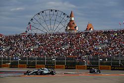 September 30, 2018 - Sochi, Russia - Motorsports: FIA Formula One World Championship 2018, Grand Prix of Russia,  #77 Valtteri Bottas (FIN, Mercedes AMG Petronas) (Credit Image: © Hoch Zwei via ZUMA Wire)